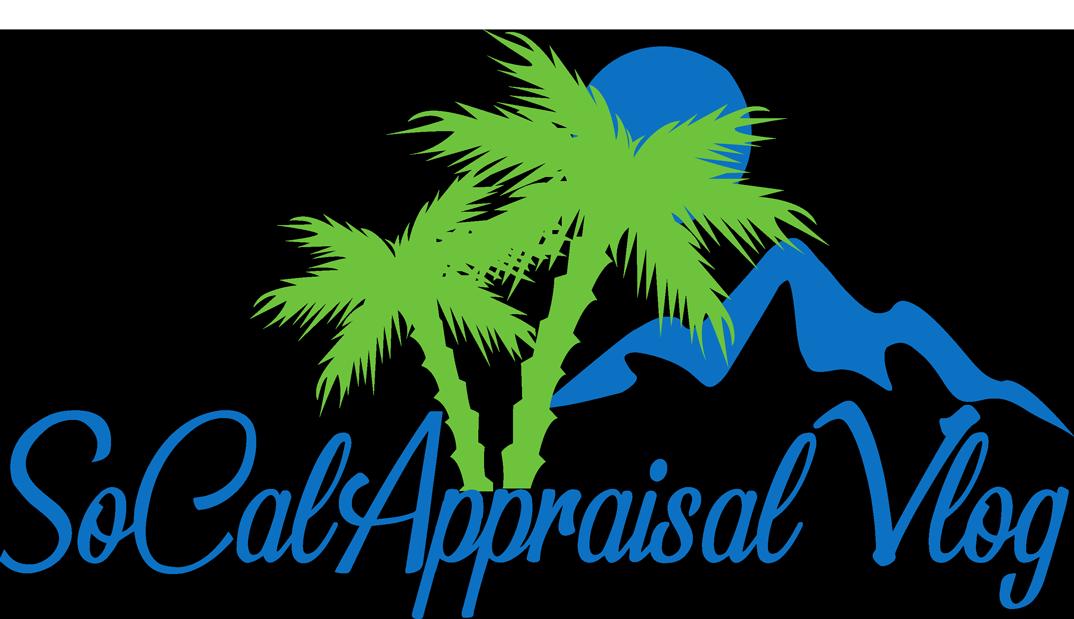 So Cal Appraisal Vlog Logo